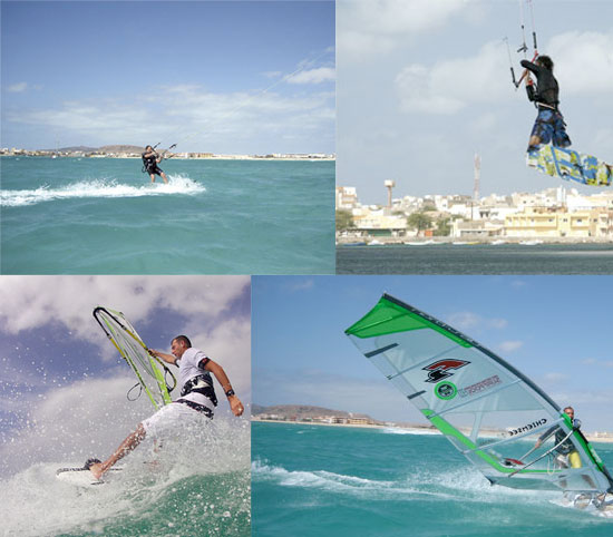 Surf, Wind Surf & Kite Surf